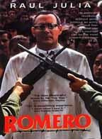 Romero the movie with the late Raul Julia as Archbishop Romero… A true champion of social justice.