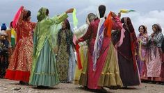 Iranian Dresses