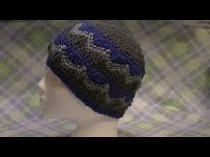 Wave Beanie Tutorial