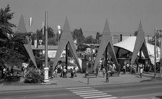 Marx tér, Ipari vásár