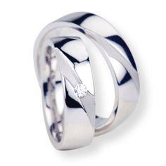 Wedding rings CORIOLAN V202