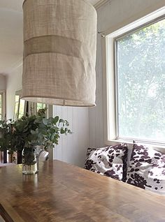 Build House Home: cottage renovation...dining space