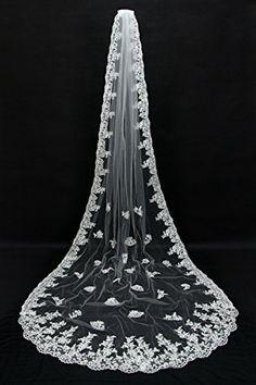 Babyonline 2015 Elegant Long Bridal Wedding Veil For Women, Ivory Babyonlinedress http://www.amazon.com/dp/B00RLBVFGY/ref=cm_sw_r_pi_dp_1sKovb04ZQNPQ