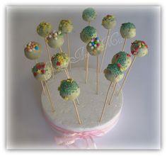 Lara Costantini Cake Designer: CAKE POPS - LA TORTA SULLO STECCO