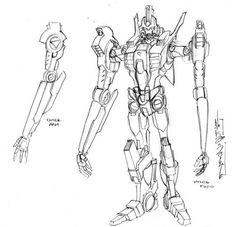 Froid from Transformers — MTMTE 34, designed by Alex Milne