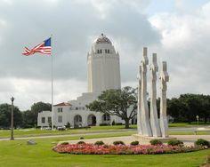 Randolph Air Force Base, San Antonio
