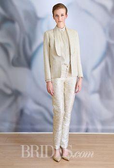 Brides.com: Antonio Gual for Tulle New York - Fall 2015 Wedding dress by Antonio Gual for Tulle New YorkPhoto: Steve Eichner