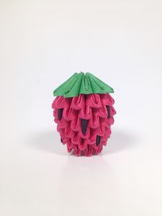 3D Origami Cupcake Instructions For This Will Be Featured In My Upcoming Book