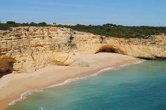 Praia da Marinha Carvoeiro - Portugal