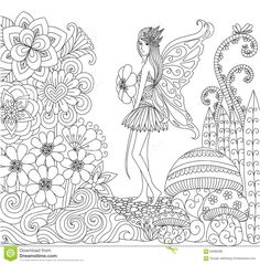 Image Result For Fantastic Animals Coloring Journey Through Dreams
