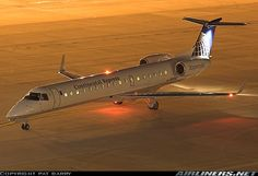 Embraer 145XR. I miss my baby.