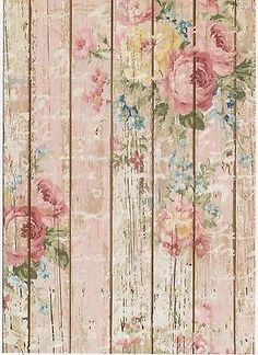 Rice Paper for Decoupage Decopatch Scrapbook Craft Sheet Vintage Fence & Roses in Crafts, Multi-Purpose Craft Supplies, Crafting Paper | eBay!