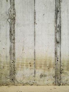 Grunge concrete exterior wall