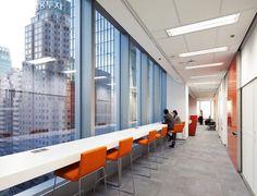 A peek inside the brand new IBM Korea headquarters in Seoul.