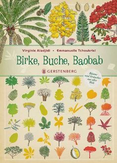 Birke, Buche, Baobab: Bäume und Sträucher aus aller Welt: Amazon.de: Virginie Aladjidi: Bücher