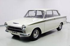 1965 Ford Lotus Cortina incredible road machine