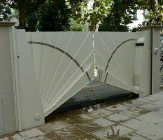Fan-Gate cancello a ventagio, www.ferro-battuto.net