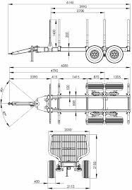 High quality, reliable and well designed Palms Log Grapple Loaders & Trailers for professionals Quad Trailer, Log Trailer, Welding Trailer, Welding Trucks, Overland Trailer, Trailer Plans, Trailer Build, Atv Utility Trailer, Utv Trailers