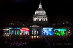 San Francisco City Hall Centennial Celebration - Obscura