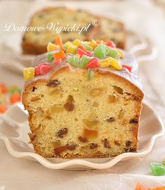 Cupcake Cakes, Cupcakes, Apple Cake, Bon Appetit, Macarons, Vanilla Cake, Banana Bread, Food And Drink, Pudding