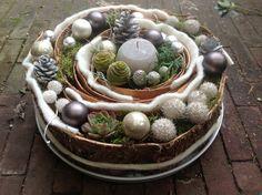 Mooie kerst taart