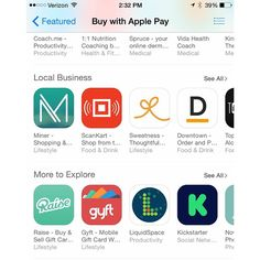 #Apple is having their #WWDC Keynote right now and they featured Miner on the App Store - so exciting!!