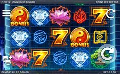 Hong Kong Tower - der Elk Studios Spielautomat im Test Best Casino Games, Casino Slot Games, Online Casino Games, Best Online Casino, Online Casino Bonus, Casino Bet, Live Casino, Chinese Theme, Casino Table