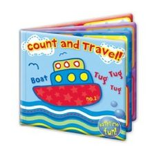 """""""First Steps"""" Count & Travel Baby Floating Bath Book Educational & Fun Bath Toy for Baby Russian Baby, Baby Bath Toys, Best Bath, Tug Boats, Traveling With Baby, Our Baby, Educational Toys, Children, Kids"""