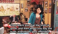 Wizards of Waverly Place quote