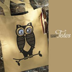 DOODLE HAPPY| Owl' Tote / Rs.499