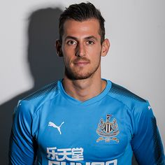 Martin Dubravka Newcastle United Football, Goalkeeper, Football Players, Premier League, Sticks, Profile, News, Sports, Mens Tops