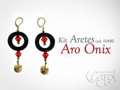 Kit Aretes Cod. 10490