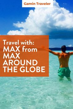 Max won't stop traveling until he visits all countries in the world.   Read his inspiring story! Interview with Max from Max Around The Globe via @gamintraveler