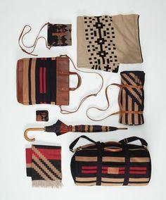 Pendleton accessories grid