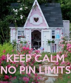 PINK TINY HOUSE | Created by N. E. Poe Victorian Magazine, Autumn 2007 | weheartit.com