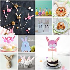 Manualidades y Recetas divertidas para hacer con los niños en Pascua Tapas, Kids Meals, Diy, Easter, Ideas Manualidades, Holiday, Yearly, Crafts, Rooms
