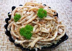Хе готовят не только из мяса и рыбы, очень вкусно получается из кальмаров. Приступим!!! Ингредиенты: Кальмары свежемороженные – 1.5 кг растительное масло – 5 ст.л. соевый соус –...
