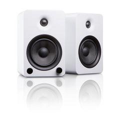 http://fancy.com/things/855794336569235608/Kanto-YU5-Powered-Bookshelf-Speakers