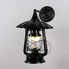 73.99$  Buy here - http://ali4fr.worldwells.pw/go.php?t=32624127295 - Continental retro creative aisle wall waterproof outdoor outdoor courtyard lamp wall lamp bathroom balcony lamp lantern shipping