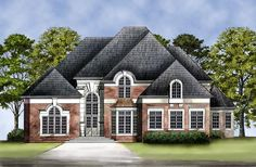 Van de Velde 5994 - 4 Bedrooms and 3 Baths | The House Designers