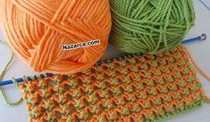 TURNA GÖZÜ ÖRGÜ DESENİ O KADAR KOLAY Kİ Knitting Stitches, Knitting Patterns, Stitch Patterns, Diy And Crafts, Crochet Hats, Eyes, Tartan, Youtube, Tinder