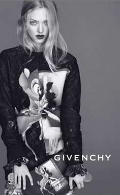 Amanda Seyfried | Givenchy Autumn/Winter 2013 Advertising Campaign.