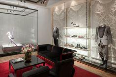 Flagship Store   Store Design   Fashion   Interiors