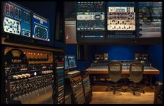 #SPL analog gears and Analog Code #plugins at #SAE Institute Köln (Cologne), Germany.