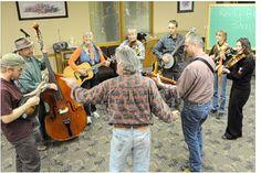 Wernick Method Celebrates 400th Bluegrass Jam Class in the Czech Republic - http://www.cybergrass.com/node/5084