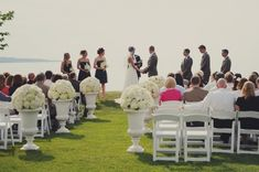 outdoor waterfront weddings - Google Search