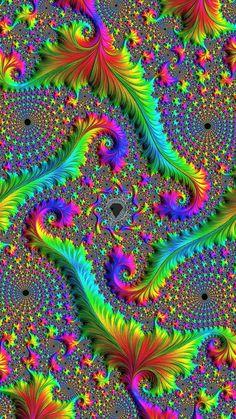 Fractal Abstract art by mranganathﻃﻅ‼!  س + ع = 0 ( السلطان عبد الحميد = زيرو ؟  ع المعتقَل )