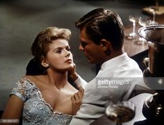 connie stevens troy donahue | News Photo : Connie Stevens seduces Troy Donahue in a scene...