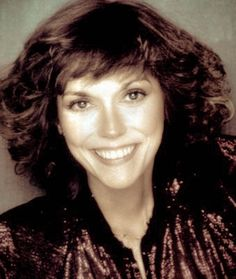 Karen Carpenter - and of course the vocal love of my life the lovely Karen Carpenter