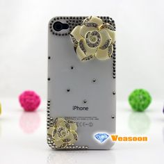 iphone 4 caseiphone 5 casebling flower iphone by Veasoon on Etsy, $18.99